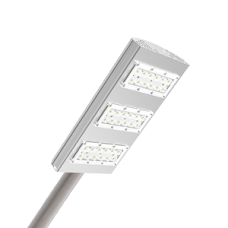 Уличный светодиодный светильник 55W